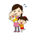 赤ちゃんがギャン泣きして困っているママを手助けしたい…